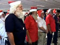 Santa trainees