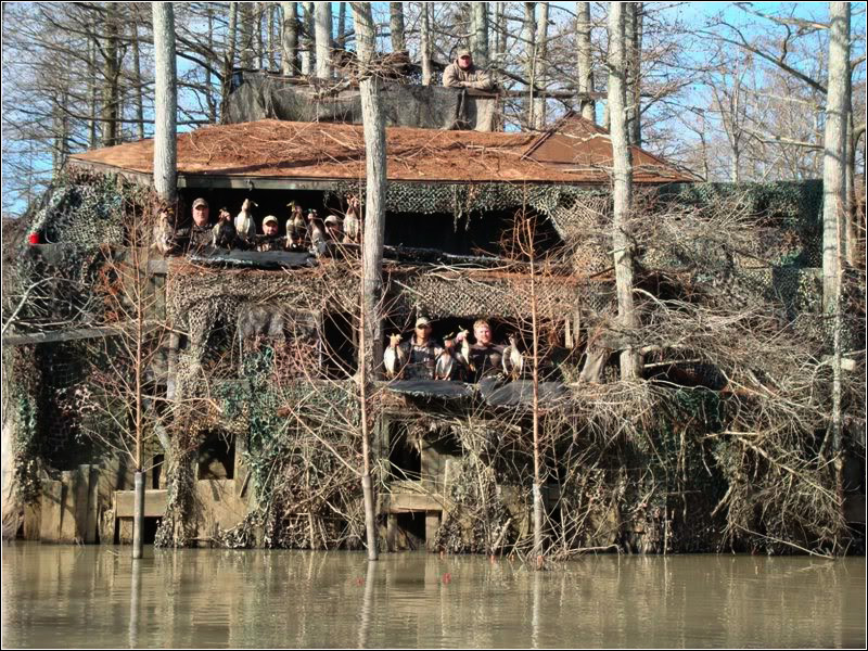 Humor Etc Photo Humor Mother Of All Duck Blinds
