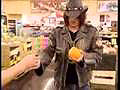 Criss Angel at the Grocery Store